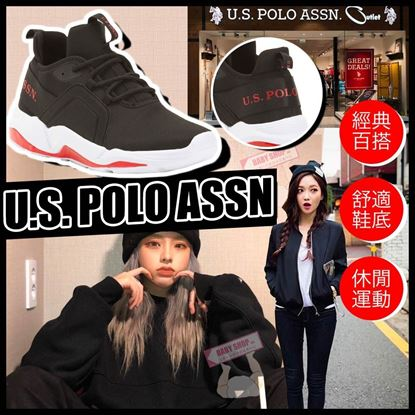Picture of **貨品已截單**A P4U 5中: US Polo Assn. 女裝運動鞋