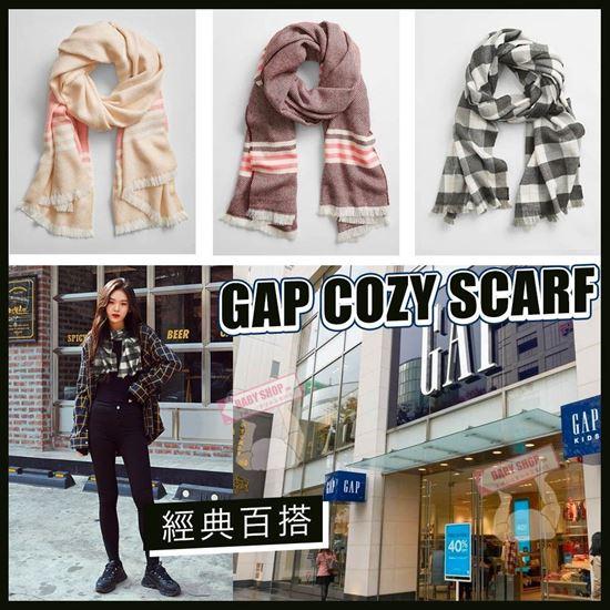 圖片 *貨品已截單* A P4U 5中: GAP Scarf 女裝頸巾(款式隨機)