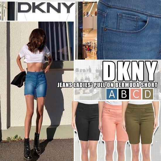 圖片 **貨品已截單**A P4U 5中: DKNY 女裝牛仔中短褲