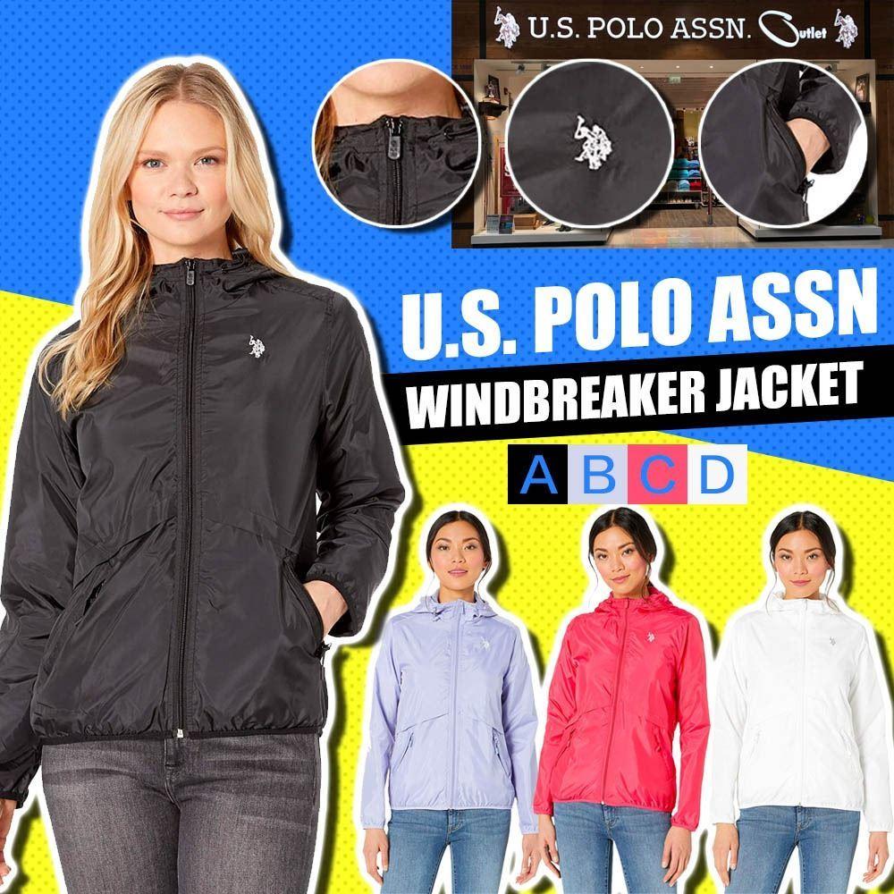 圖片 *貨品已截單* A P4U 5底: U.S. Polo Assn 女裝風褸