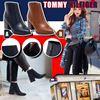 圖片 *貨品已截單* A P4U 5底: Tommy Hilfiger 尖頭短靴