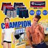 圖片 **貨品已截單**A P4U 6中: Champion 1套4條男童底底(款式隨機)