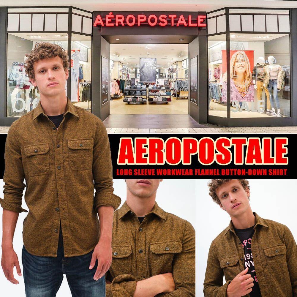 圖片 **貨品已截單**A P4U 6中: Aeropostale 男裝休閒外套