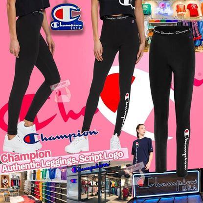 圖片 Champion 女裝夏日版貼身褲 (黑色)
