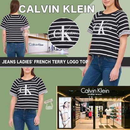 圖片 Calvin Klein 女裝間條上衣