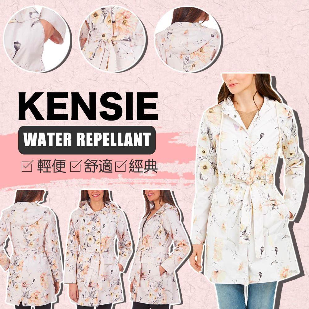 圖片 **貨品已截單**A P4U 6底: Kensie 女裝輕便印花風衣