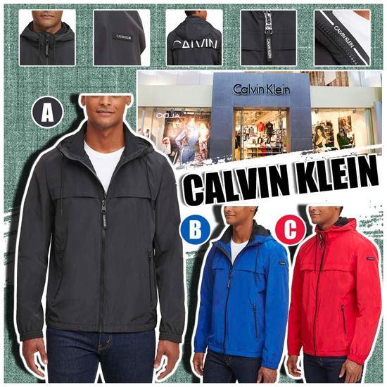 圖片 **貨品已截單**A P4U 6底: Calvin Klein 男裝防風外套