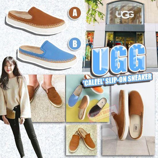 圖片 **貨品已截單**A P4U 6底: UGG Caleel 女裝休閒鞋