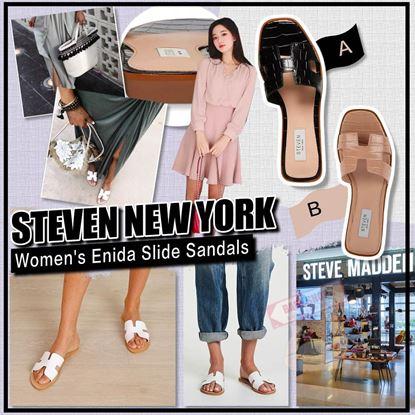 圖片 **貨品已截單**A P4U 6底: STEVEN NEW YORK 夏日涼拖