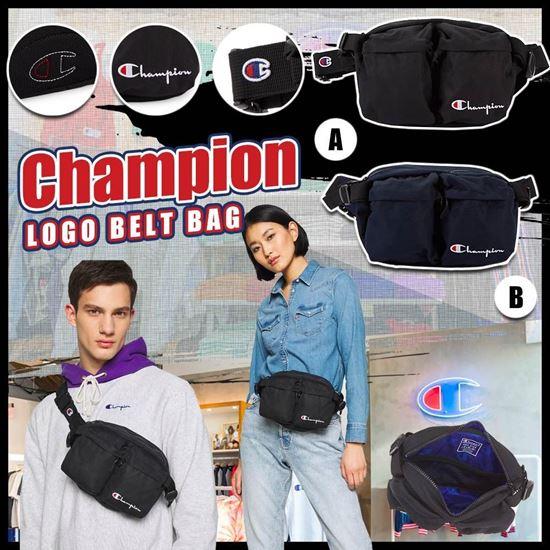 圖片 *貨品已截單* A P4U 6底: Champion Logo Belt Bag 腰包