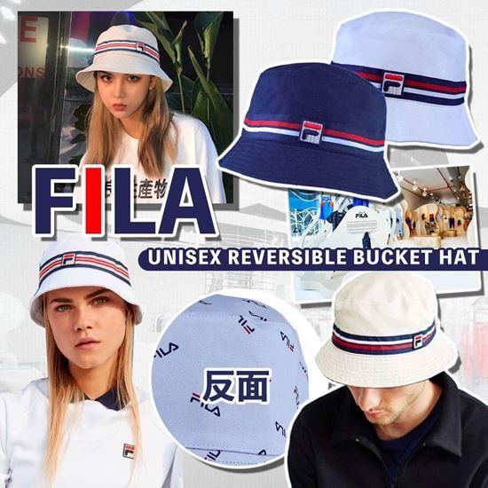 圖片 *貨品已截單* A P4U 7中: Fila 1套2個雙面漁夫帽
