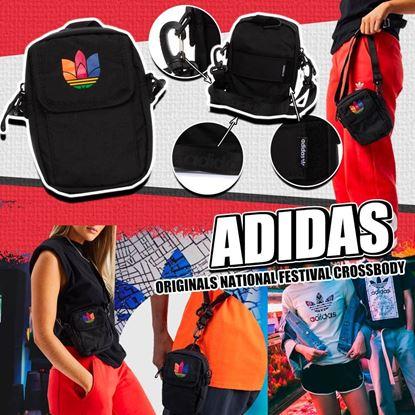 圖片 A P4U 7中: Adidas ORIGINALS 特別版斜咩包