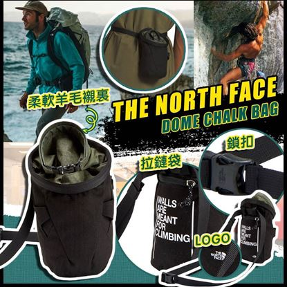 圖片 A P4U 7中: The North Face 斜咩包