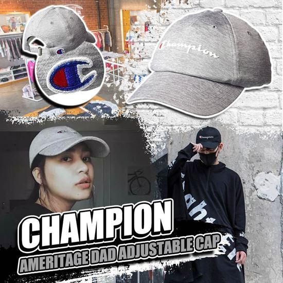 圖片 **貨品已截單**A P4U 7中: Champion 經典Logo帽 (灰色)