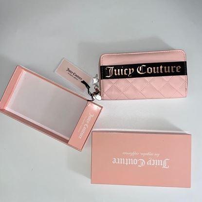 圖片 Juicy Couture 長銀包 (粉紅色)