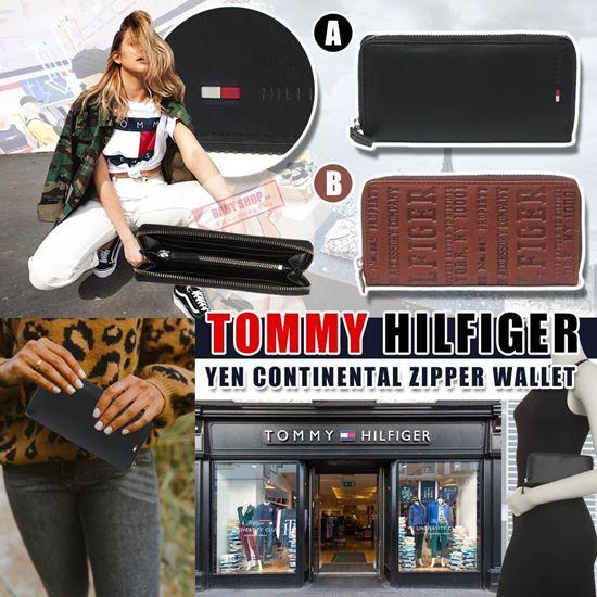 圖片 **貨品已截單**A P4U 空運: Tommy HIlfiger 長款拉鏈銀包