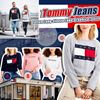 圖片 *貨品已截單* A P4U 7底: Tommy Hilfiger 女裝短款衛衣
