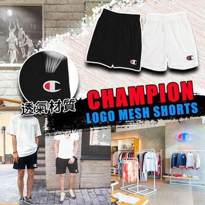 圖片 A P4U 7底: Champion Logo 中童透氣短褲
