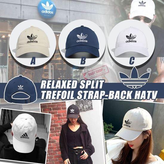 圖片 **貨品已截單**A P4U 8底: Adidas Logo經典帽