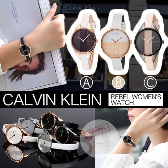Picture of **貨品已截單**A P4U 7底: Calvin Klein 女裝手錶