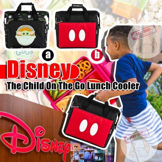 圖片 *貨品已截單* A P4U 8底: Disney 手拎 Lunch Box