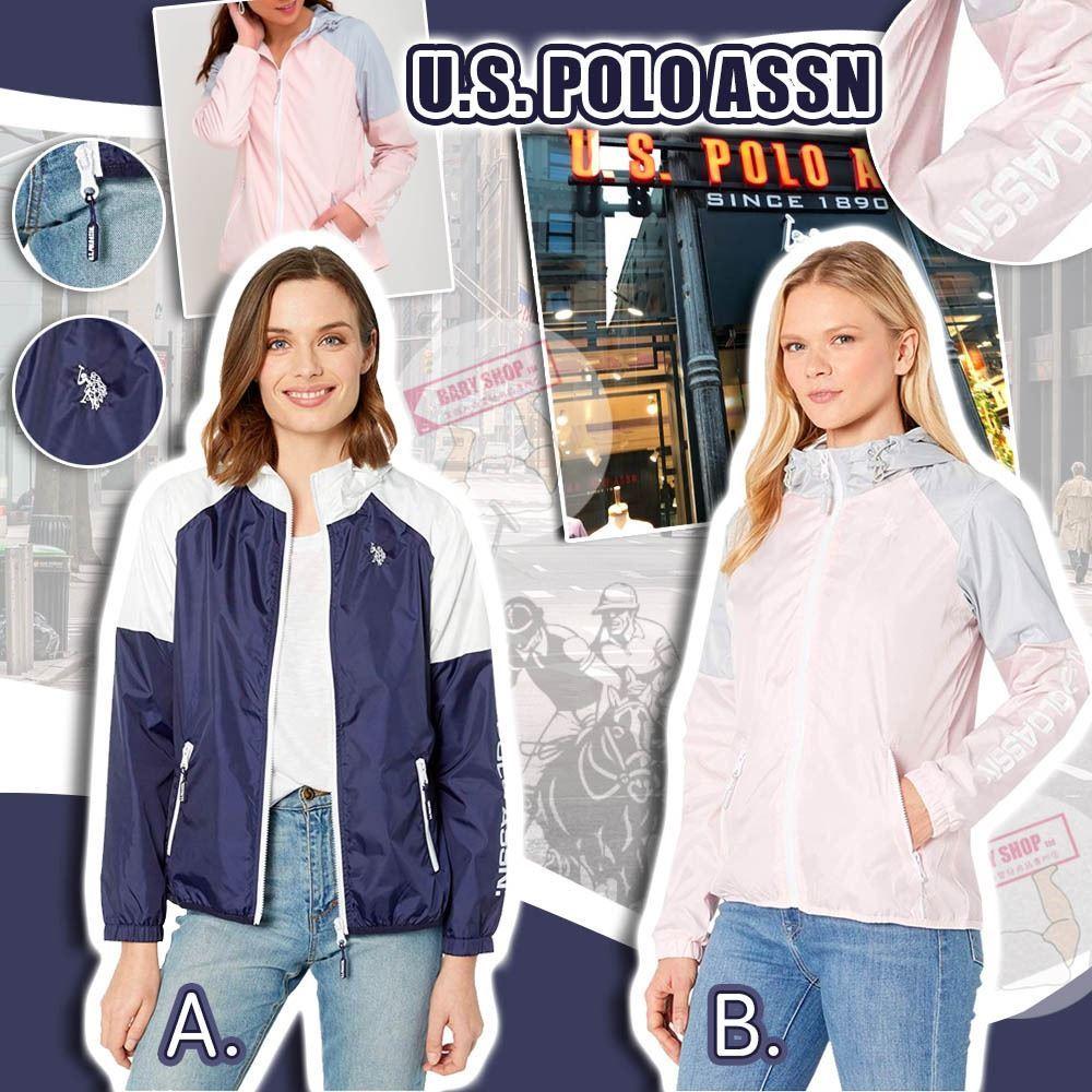 圖片 *貨品已截單* A P4U 8底: U.S. Polo Assn 女裝休閒風褸
