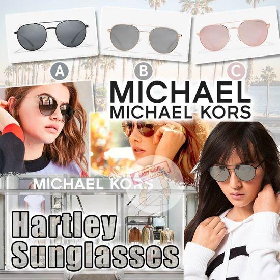 圖片 *貨品已截單* A P4U 空運: Michael Kors Hartley 太陽眼鏡