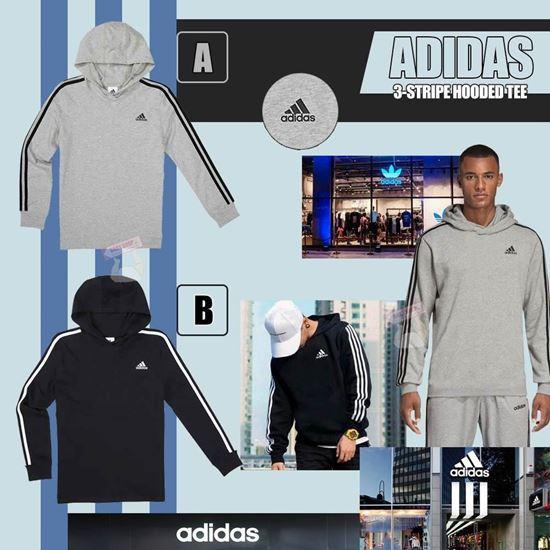 圖片 Adidas Hoodie 中童長袖有帽上衣