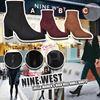 圖片 **貨品已截單**A P4U 9中: Nine West 女裝高跟短靴