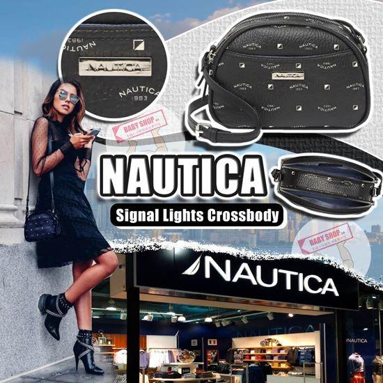 圖片 **貨品已截單**A P4U 空運: NAUTICA Logo 斜咩包