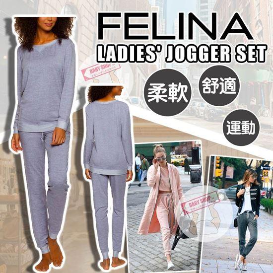 圖片 *貨品已截單* A P4U 9底: Felina 女裝薄身圓領套裝