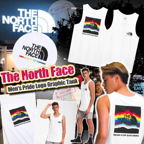圖片 **貨品已截單**A P4U 9底: The North Face 男裝Logo背心