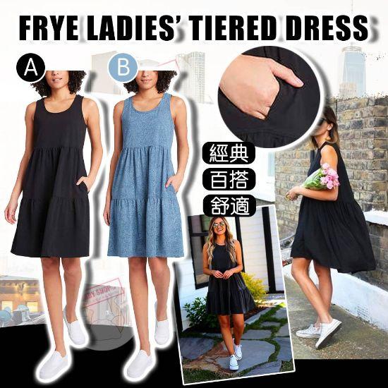 圖片 *貨品已截單* A P4U 9底: Frye 女裝背心連身裙