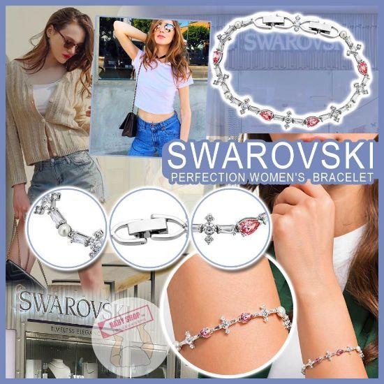 圖片 **貨品已截單**A P4U 8底: Swarovski Perfection 十字手鏈