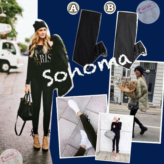 圖片 **貨品已截單**A P4U 10中: Sonoma 女裝休閒緊身褲