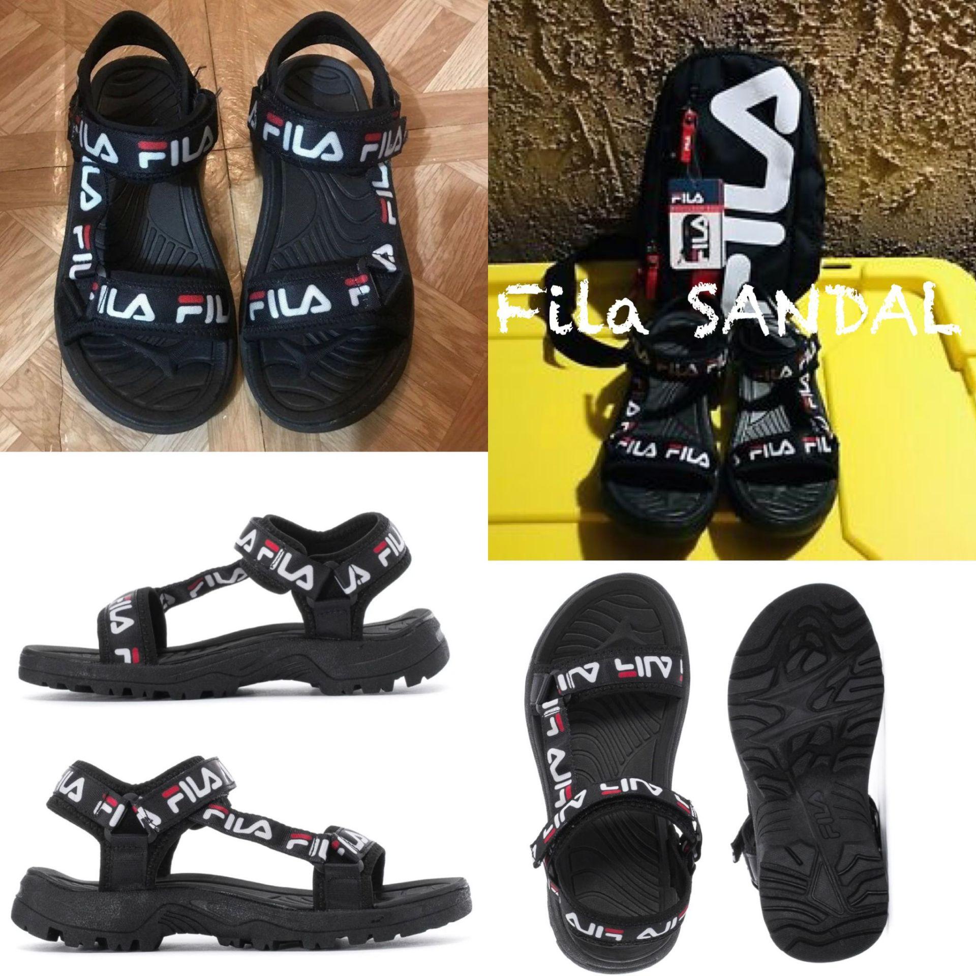 圖片 **貨品已截單**A P4U 10中: Fila ALTERATION  中童涼鞋