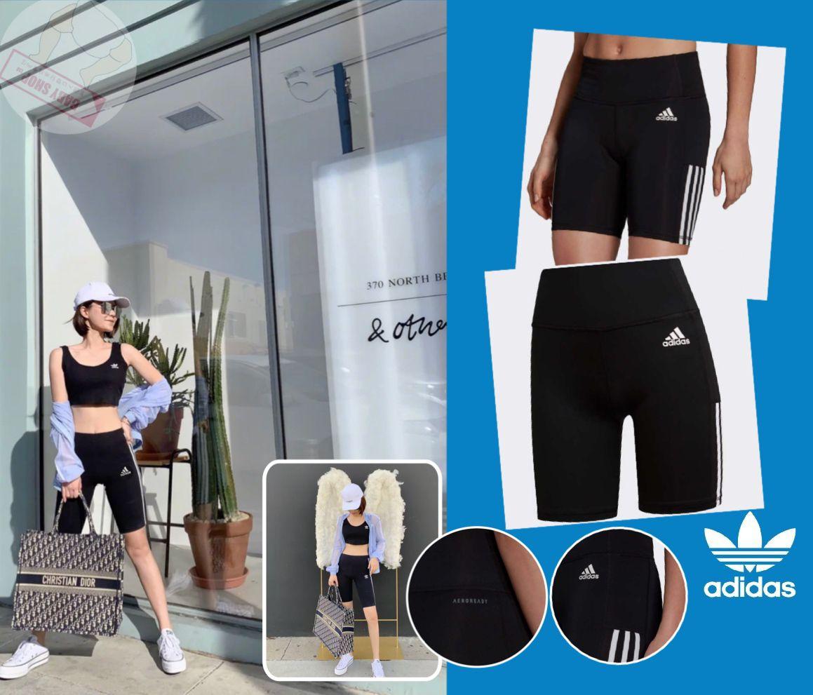 圖片 **貨品已截單**A P4U 10中: Adidas Bike 女裝騎行褲