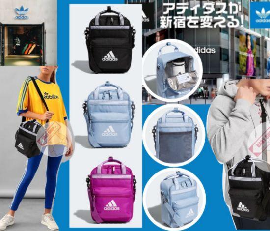 圖片 **貨品已截單**A P4U 10中: Adidas Squad 托特造型午餐袋