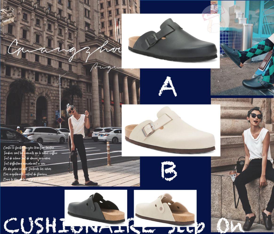 圖片 *貨品已截單* A P4U 10中: CUSHIONAIRE 女裝包頭拖鞋