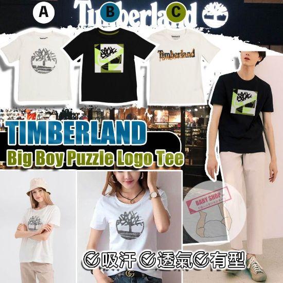 圖片 *貨品已截單* A P4U 10中: Timberland 中童經典Logo上衣