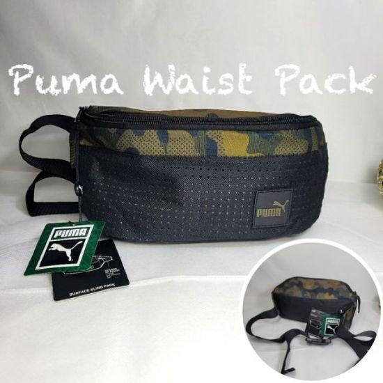 圖片 **貨品已截單**A P4U 10中: Puma Evercat 腰包