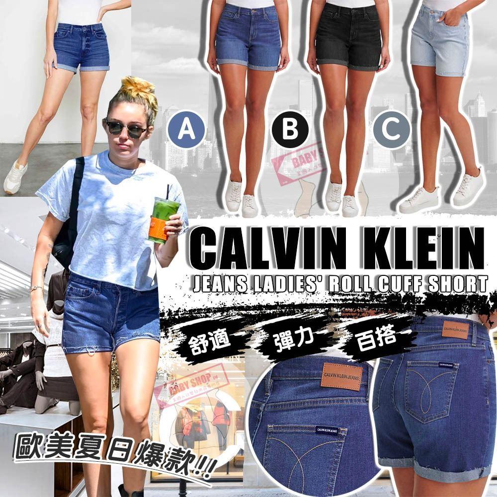 圖片 Calvin Klein Jeans 女裝牛仔短褲