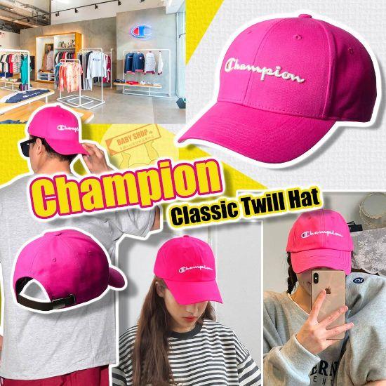 圖片 A P4U 10底: Champion 男裝粉紅帽