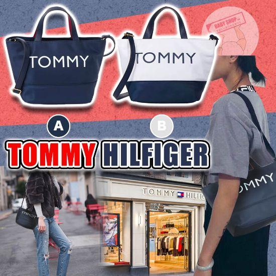 圖片 **貨品已截單**A P4U 空運: Tommy Hilfiger Cora II 斜咩托特包