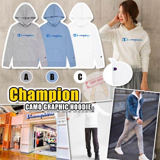 圖片 **貨品已截單**A P4U 10底: Champion 中童大logo圓領薄衛衣