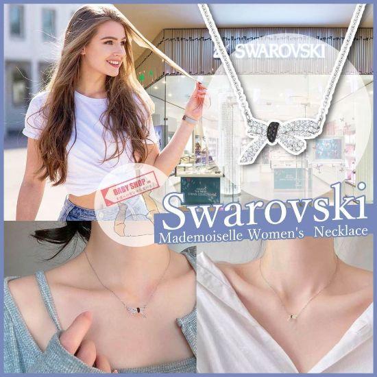 圖片 SWAROVSKI Mademoiselle 蝴蝶結頸鏈