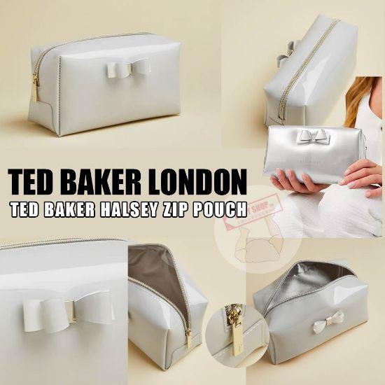 圖片 **貨品已截單**A P4U 空運: TED BAKER 蝴蝶結化妝包