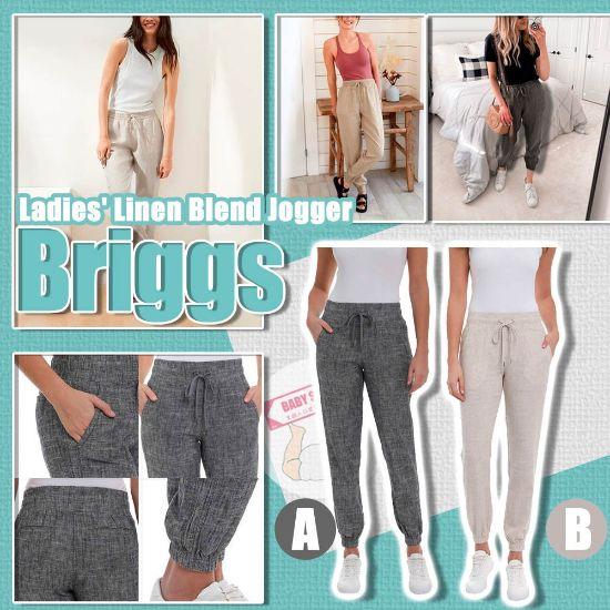 圖片 *貨品已截單*A P4U 10底: Briggs 女裝休閒長褲