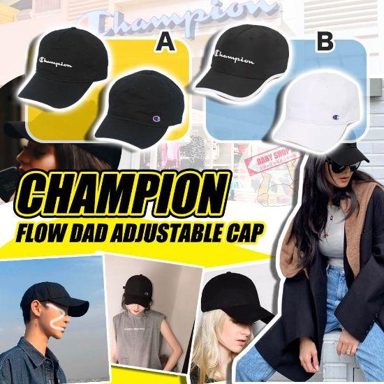 圖片 **貨品已截單**A P4U 10底: Champion Cap帽1套2個