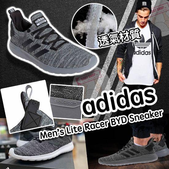 圖片 *貨品已截單*A P4U 11中: Adidas 男裝BYD網狀跑鞋